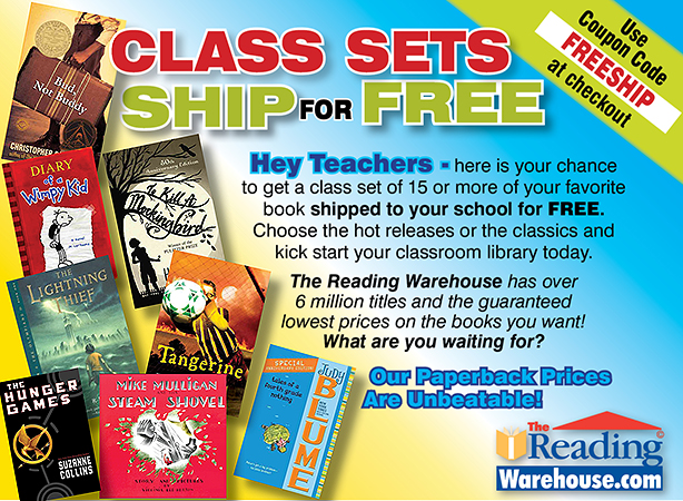 the reading warehouse is america s 1 book source for teachers and